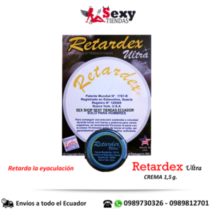 Crema Prolongadora Retardex Ultra